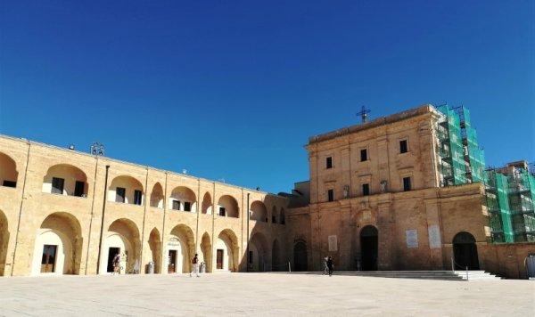 Il Santuario di Santa Maria di Leuca
