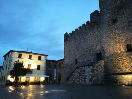 Antica Trattoria La Torre a Castellina in Chianti