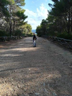 Sentiero naturalistico Baia di Porto Selvaggio
