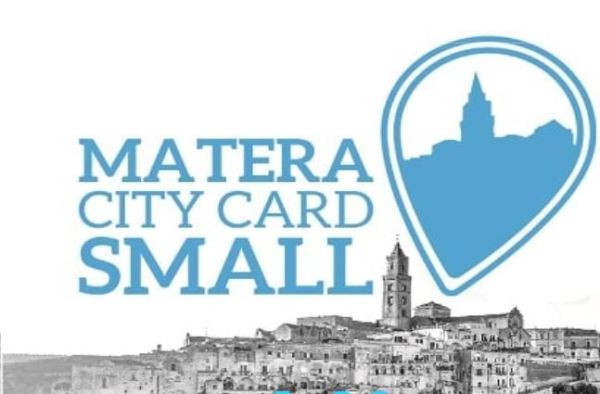 Sassi di Matera City Card