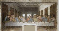 L'Ultima Cena di Leonardo da Vinci a Milano