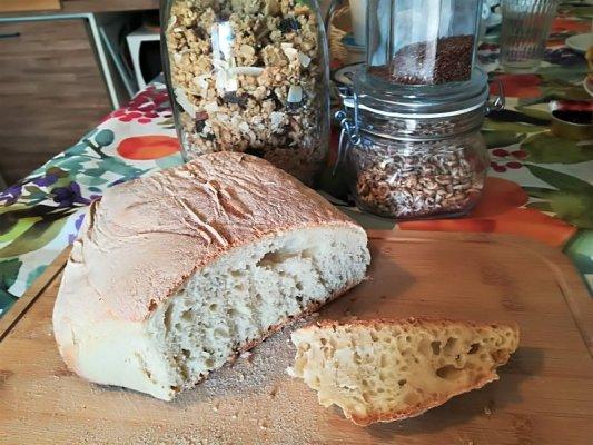 La puccia il pane tipico del Salento