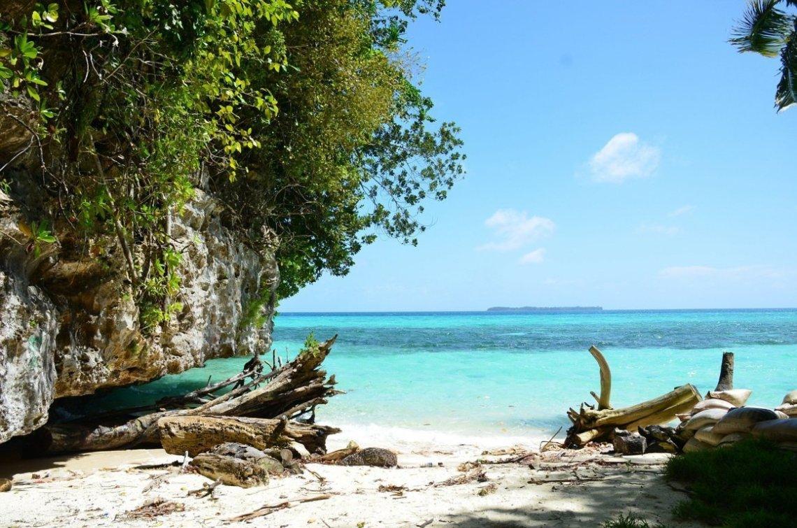 Viaggio a Palau Micronesia