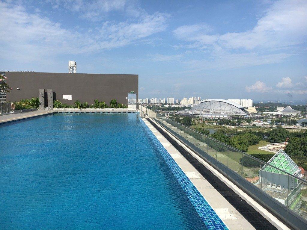 Hotel economici a Singapore con piscina