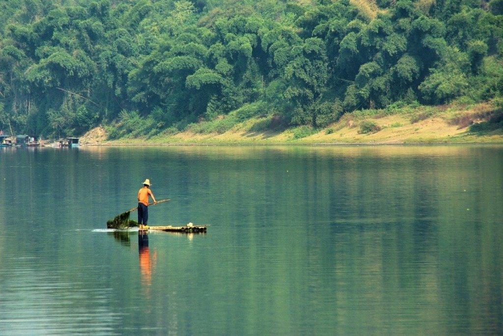 Cina fiume Li