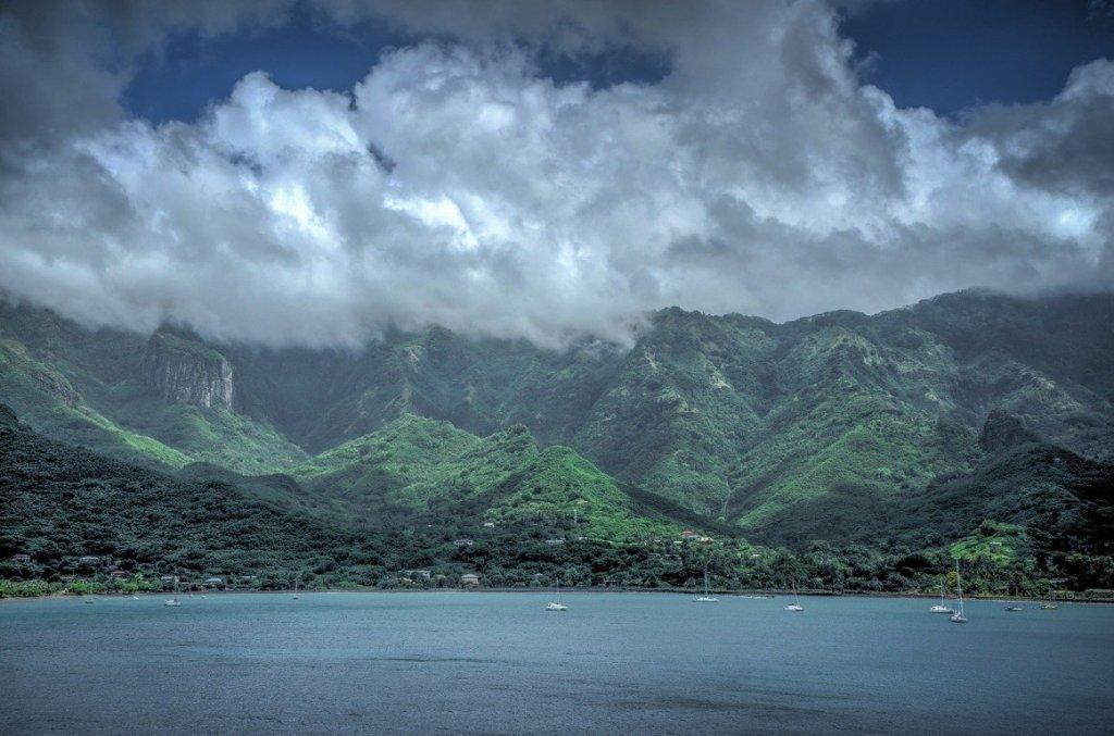 Isole Marchesi Polinesia