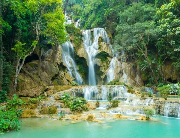 Cascate Kuang Si