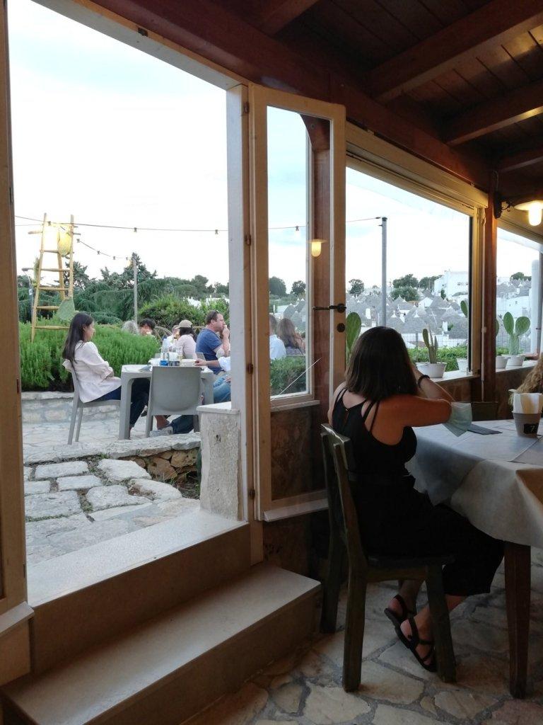Dove mangiare ad Alberobello