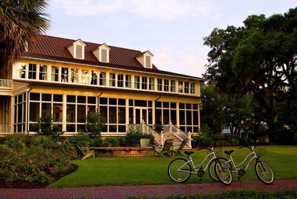 Just Checked Out: The Inn at Palmetto Bluff