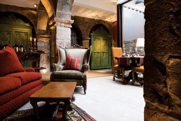 Eco-Chic Places: Spotlight on La Casona Inkaterra, Peru