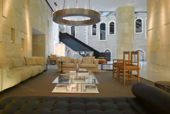 Just Checked out: Mamilla Hotel, Jerusalem