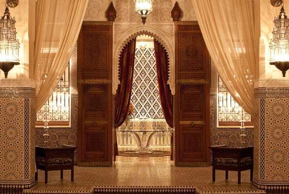 Inside Look:  Royal Mansour, Marrakech