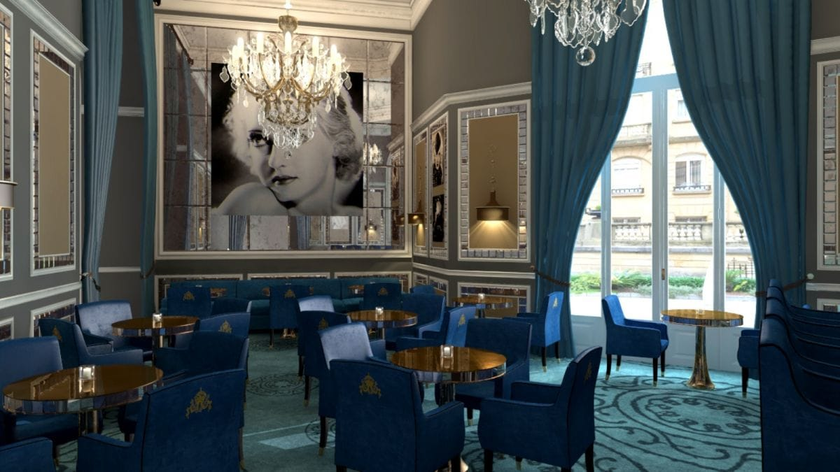 Inside Look: The new and improved Hotel Maria Cristina, San Sebastian