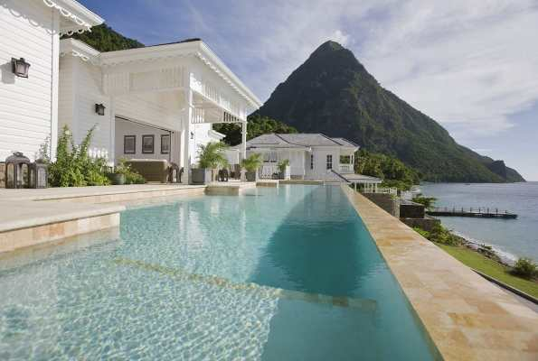 Just Checked Out: Viceroy Sugar Beach, St. Lucia