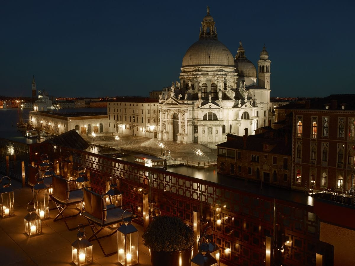 Inside Look: The (rejuvenated) Gritti Palace, Venice