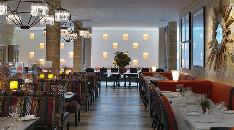 Hotel Review: Ham Yard Hotel in London