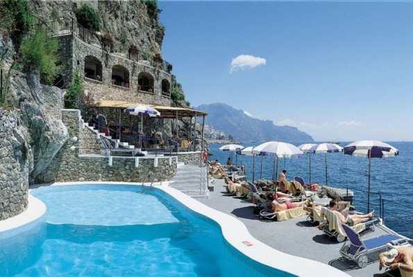 Postcard From: Santa Caterina Hotel, Amalfi
