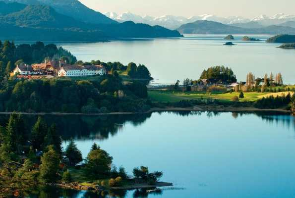 Postcard from Llao Llao Resort, Bariloche Argentina
