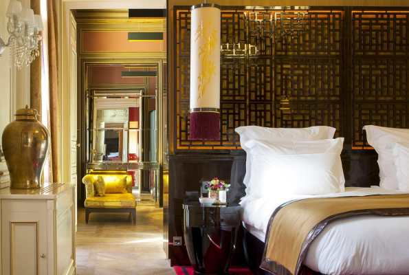 Inside Look: Buddha Bar Hotel, Paris