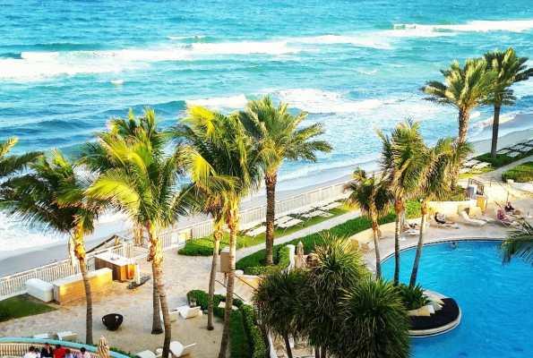 Just Checked Out: Eau, Palm Beach