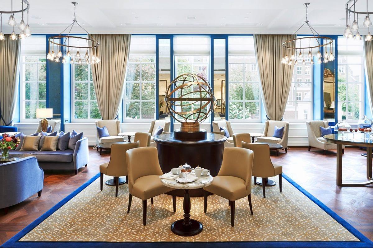 Inside Look: Waldorf Astoria, Amsterdam