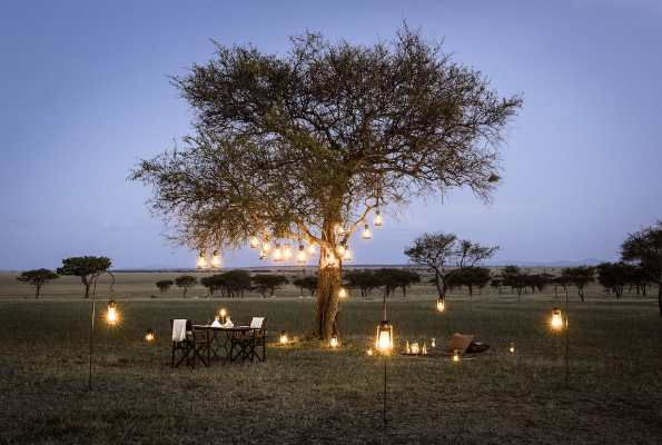 Just Checked Out: Singita Sabora Tented Camp, Tanzania