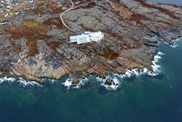 Hotel Review: Fogo Island Inn in Newfoundland