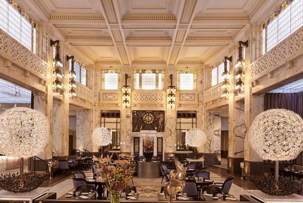 Hotel Review: Park Hyatt, Vienna