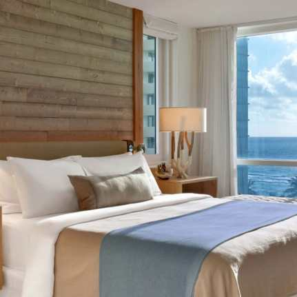 Hotel Review: 1 Hotel South Beach
