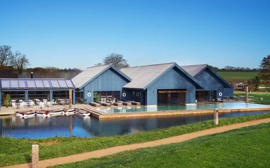 Just Checked Out: Soho Farmhouse, Oxfordshire