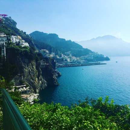 Hotel Review: Hotel Santa Caterina, Amalfi Coast