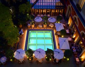 Postcard From Paris: Le Royal Monceau, Raffles