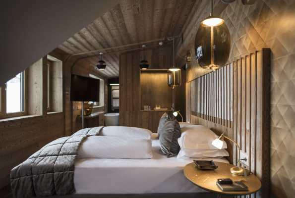 Just Checked Out: Hotel Rosa Alpina, San Cassiano Italy
