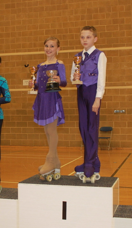Luke & Kati - British Minis Couples Champions April 2014