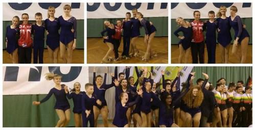 Invicta's International GB Team