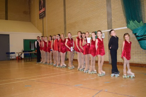 Medway competitons 23/10/16