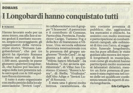 10 - Messaggero Veneto - 20 maggio 2014