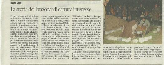 20 maggio 2013 - Messaggero Veneto