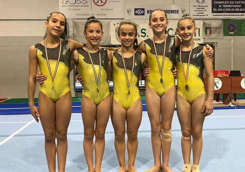 2^ PROVA CAMPIONATO DI SQUADRA GOLD ALLIEVE