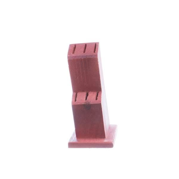 Suport din lemn pentru cuțite
