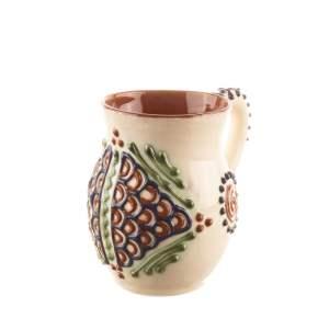 Cana pentru apa si vin ceramica Bledea Baia Mare