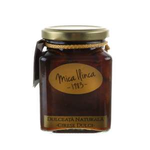 Dulceață naturală de cireșe dulci Mica Ilinca 330 g