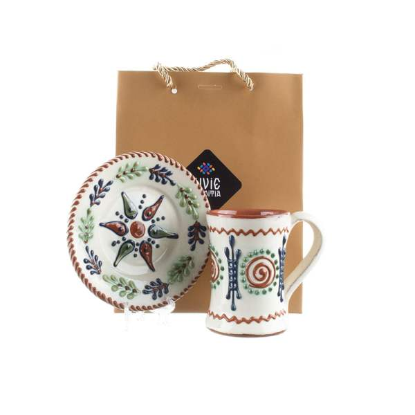 Pachet cadou ceramică de Baia Mare