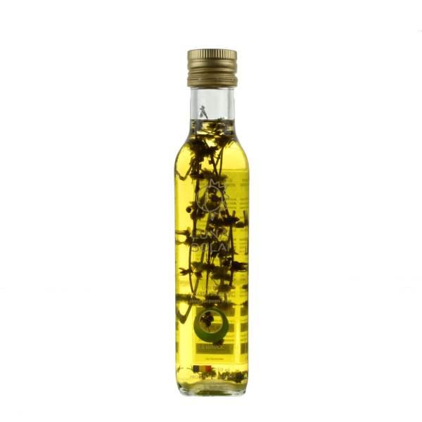 Ulei de floarea soarelui cu busuioc Luna Solai 250 ml