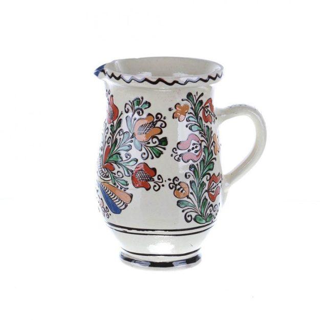 carafa-de-vin-ceramica-colorata-corund