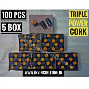 !!!TRIPLE POWER!!! SOUND CORK 5 BOX(100pcs)