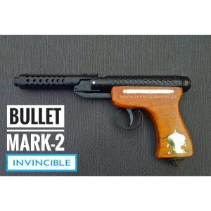 Bullet Mark 2 AIR PISTOL (WOODEN HANDLE)
