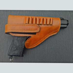 HAND GUN COVER!!! (LEATHER COVER)