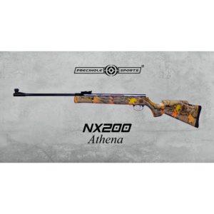PRECIHOLE NX200 ATHENA CAMO FINISH AIR RIFLE