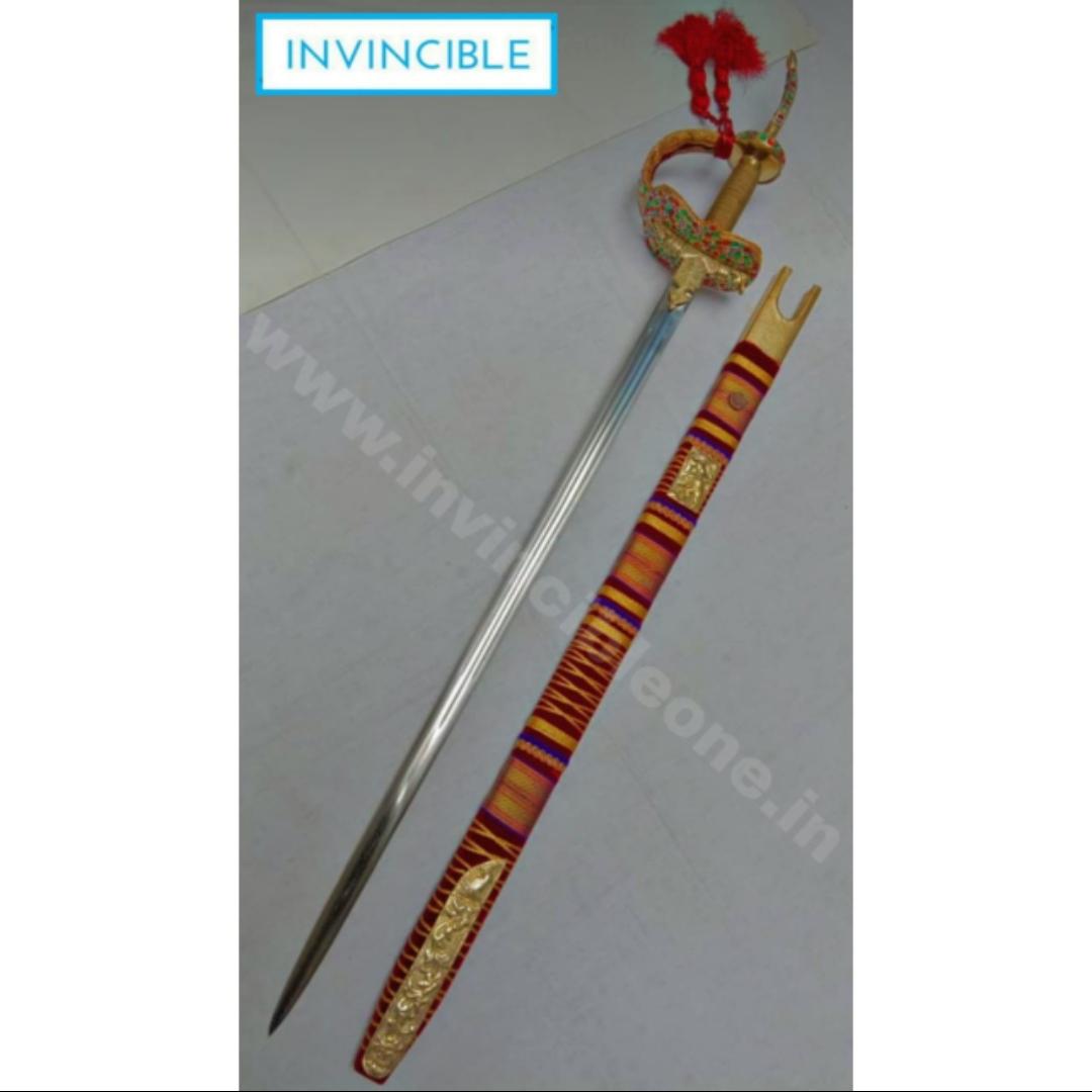 SHIVAJI MAHARAJ   ROYAL STONE   BHAWANI TALWAR   invincibleone.in